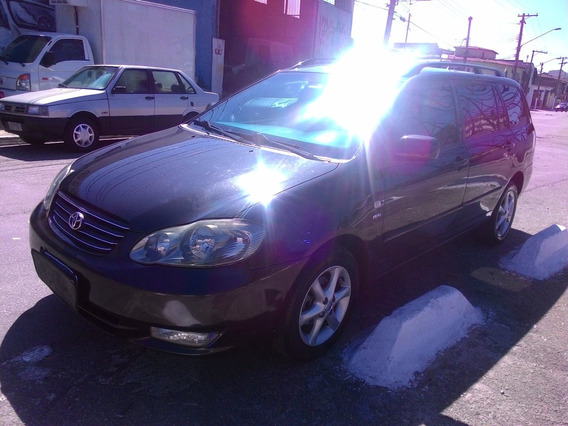 Toyota Fielder 1.8 16v Xei Blindado 2006