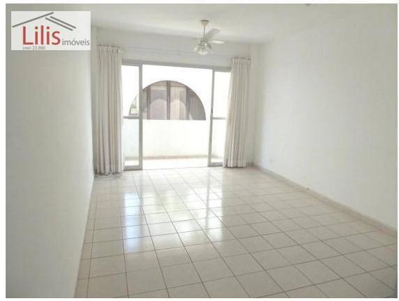 Apartamento 88m²., Enseada/guarujá - Estuda Permuta - Ap0234
