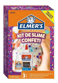 Elmers Slime Kit Confeti