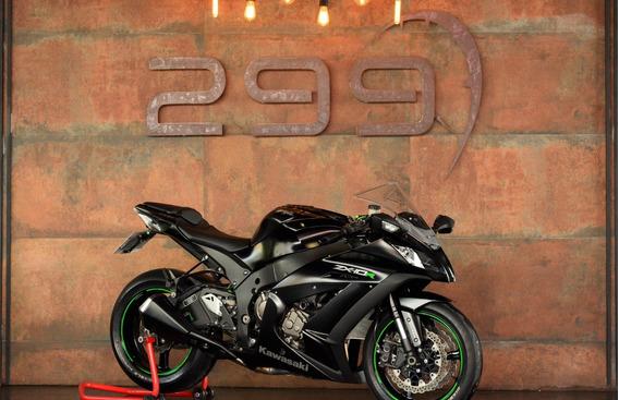 Kawasaki Ninja Zx10r - 2014/2015 - Apenas 17.408kms!!!