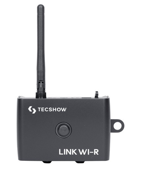 Receptor De Audio Inalámbrico Wifi Tecshow Link Wi-r 30m 6pa
