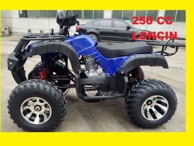 Cuatrimoto Loncin 250cc