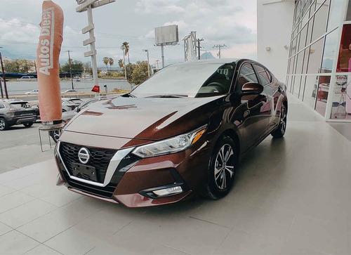 Imagen 1 de 15 de Nissan Sentra 2020 4p Advance Cvt