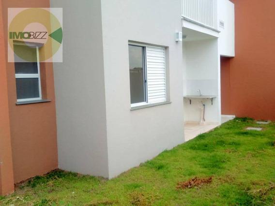 Apartamento Garden Residencial À Venda, Jardim Alto Da Boa Vista, Valinhos. - Gd0001