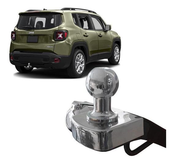 Engate De Reboque Jeep Renegade 2016 A 2019 Rabicho 700 Kg
