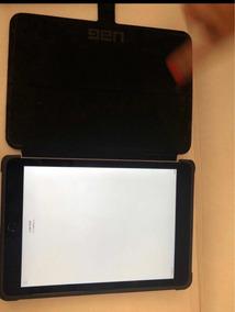iPad 6 Wifi 32gb Air 2 Wifi A1566 Comcapa De Couro Veludo