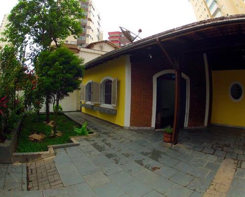 Casa À Venda, 243 M² Por R$ 920.000,00 - Tupi - Praia Grande/sp - Ca0660