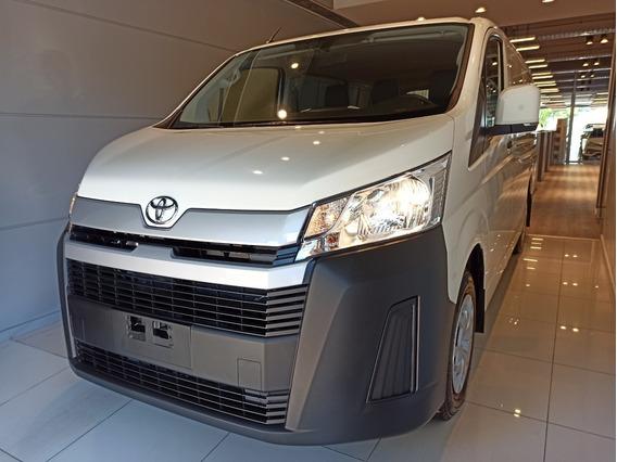 Toyota Hiace Furgón L1 H1 2,8 Tdi 6at 3a 4p 0km
