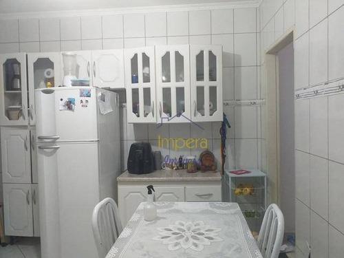 Imagem 1 de 4 de Casa Com 2 Dormitórios À Venda, 70 M² Por R$ 205.000,00 - Jardim Santa Inês I - São José Dos Campos/sp - Ca0256