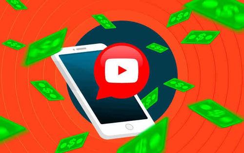 Imagem 1 de 1 de Monetização Youtube - 4 Mil Horas