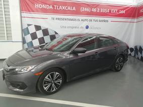 Honda Civic 1.5 Turbo Cvt 2016