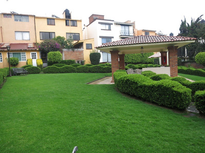 Casa En Condominio Excelente Ubicacion, Lomas De Tarango !