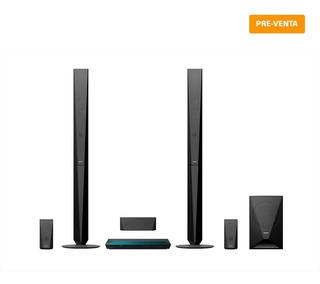 Teatro En Casa Sony 3d De 1000w Con Bluetooth - Bdv-e4100