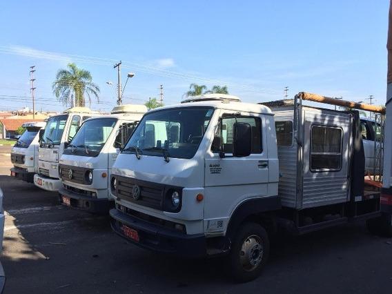 Volkswagem 8-160 Ano 2013 Cabine Suplementar 10 Passageiros