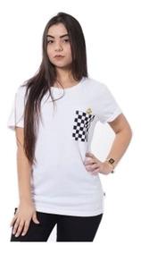 Playera Blusa Dama Vans Peanuts Snoopy Blanca Wo Look Trendy