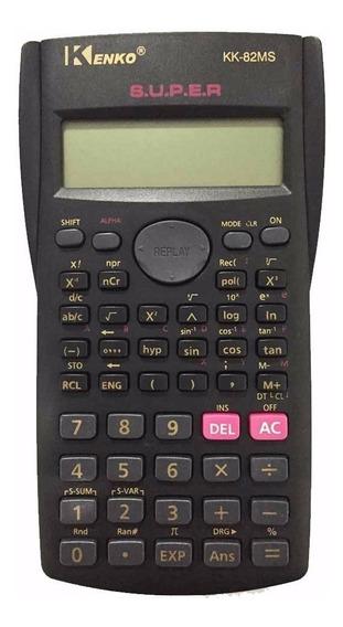 Calculadora Cientifica Kenko Kk-82tl 240 Funciones Pila