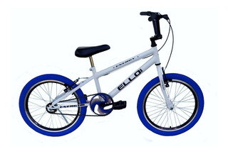 Bicicleta Cross Bmx Criança Aro 20 Free Style Infantil Ello
