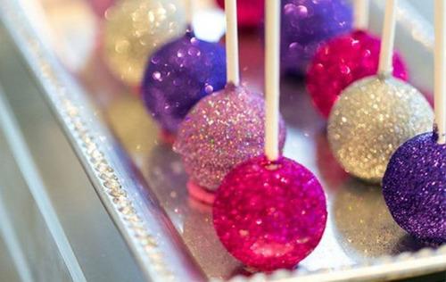 Brillantina Comestible Cakepops Cupcakes Muffins Mundomatok