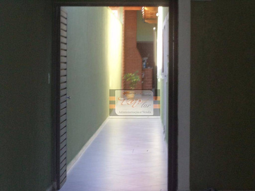 Casa Com 3 Dormitórios À Venda, 202 M² Por R$ 750.000 - Vila Pirituba - São Paulo/sp - Ca0288