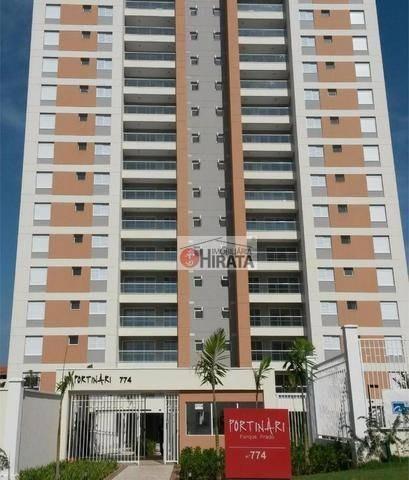 Apartamento Com 3 Dormitórios À Venda, 109 M² Por R$ 750.000,00 - Parque Prado - Campinas/sp - Ap2312