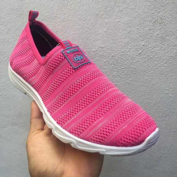 Tenis Zanthy Shoes Mod Winix 1010 Fiusha