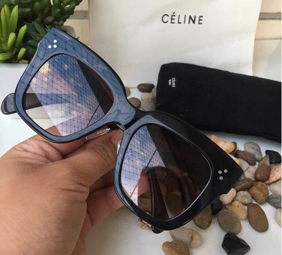 Óculos Celine Kim Preto Original