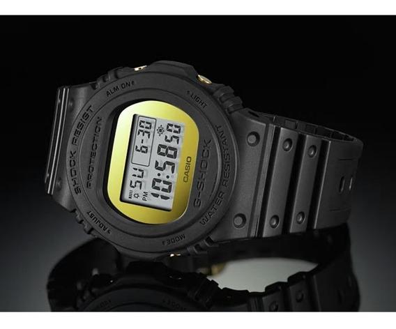 Relógio Casio G-shock Masculino Dw-5700bbmb-1dr Original +nf