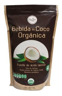 Bebida De Coco Orgánico Natural Ecopan 1kg