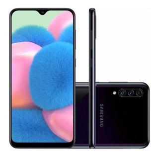 Smartphone Galaxy A30s, 64gb, Octa-core, Preto - Sm-a307gz
