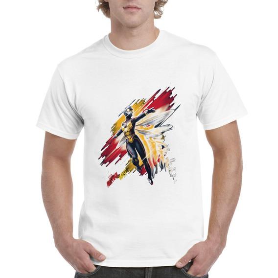 Ant Man Camisas Hombre Diseños Originales Tallas Disponibles