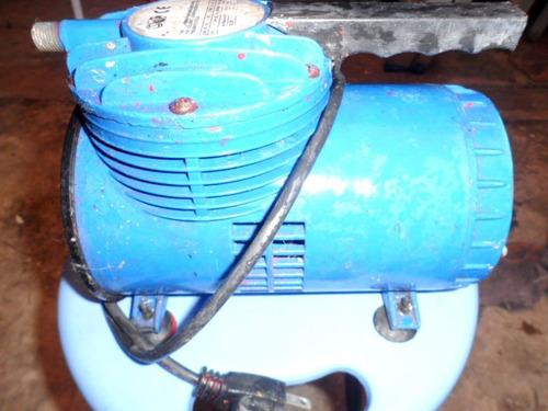 Mini Compresor 110 Voltios..., Flujo Contínuo