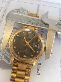 Relógio Elex Antigo Raridade! (no Estado) Leia Descrição