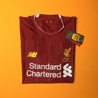 Camiseta Fútbol Liverpool 2020/19 - Es Como Un Dios