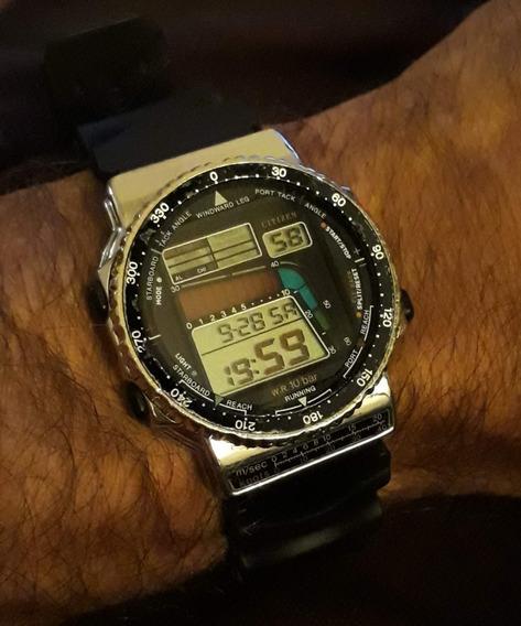 Relógio Citizen Windsurf D120 Ouro