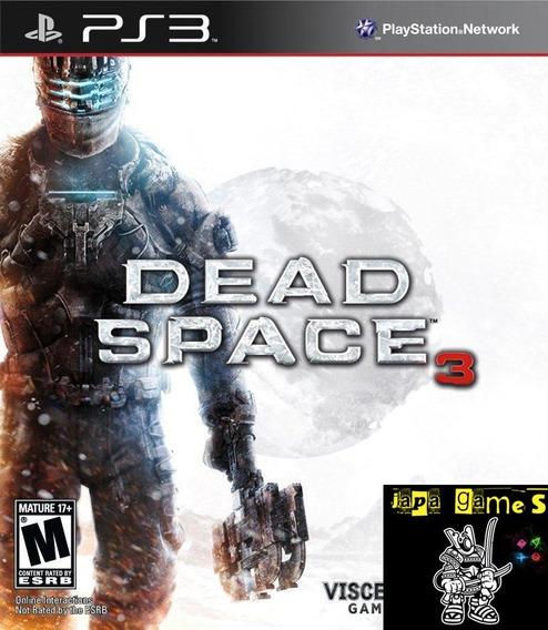 Dead Space 3 Jogos Ps3 Psn Original Receba Hoje