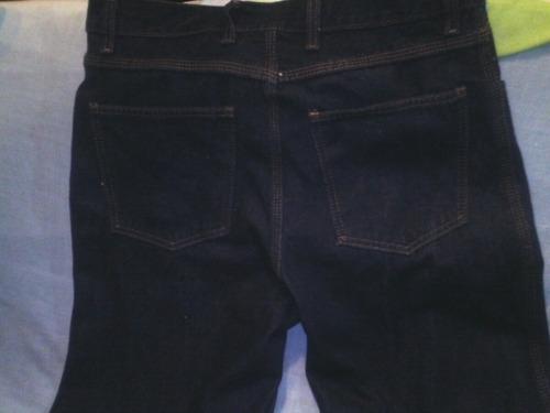 Pantalón Industrial Tres Costuras, Super Resistentes