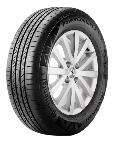205/65r15 Continental Power Contact 2- Ecosport Fs6
