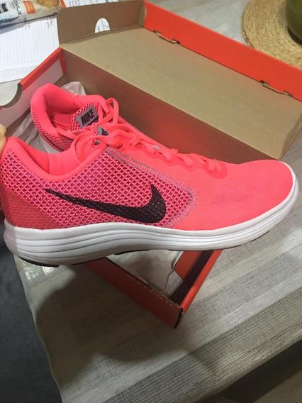 Tenis Nike Rosa Original