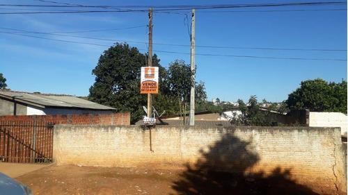 Imagem 1 de 3 de Casa Com 2 Dormitórios À Venda, 60 M² Por R$ 80.000,00 - Jardim Carvalho - Ponta Grossa/pr - Ca0276