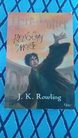 Livro: Harry Potter E As Reliquias Da Morte.