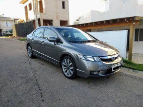Honda Civic Lxl Couro Mecanico Piloto Automatico