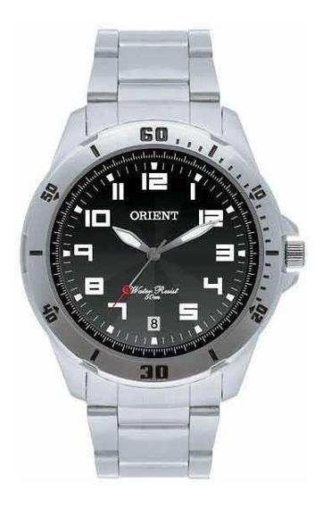 Relógio Masculino Orient Analógico Mbss1155a P2sx