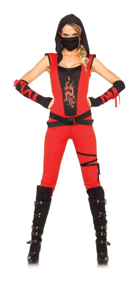 Disfraz Para Adulto De Ninja Assasin
