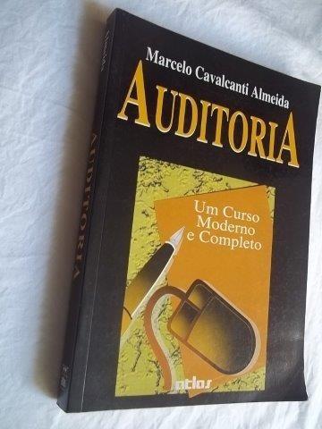 * Livro - Auditoria - Marcelo Cavalcanti Almeida