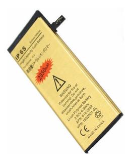Bateria iPhone 6 6s Alta Duração Gold 2850 Mah + Ferramentas
