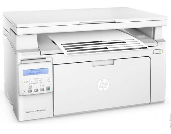 Multifuncional Hp Laserjet Pro M132nw 31529