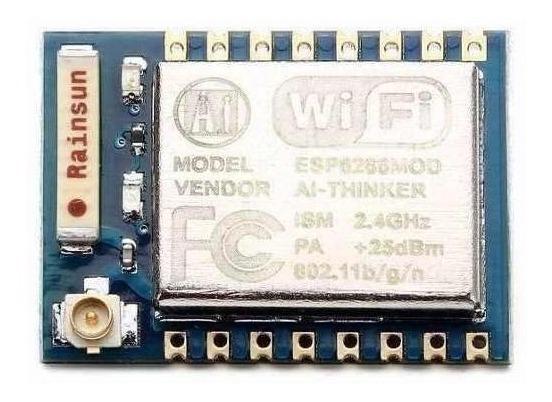 Wifi Esp 8266 Esp-07 Serie Antena Gpio Arduino