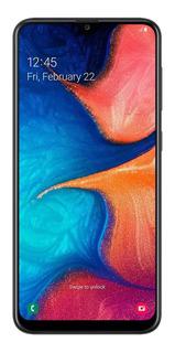 Celular Libre Samsung A20 Negro
