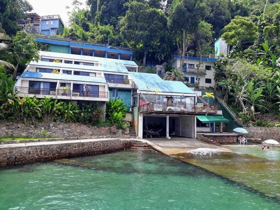 Casa Beira Mar Angra Dos Reis Praia E Garagem De Barcos