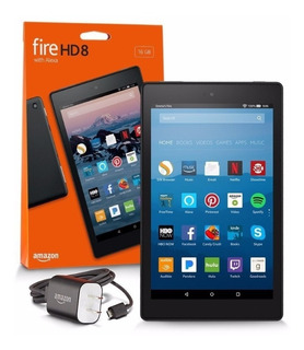 Tablet Amazon Fire Hd 8 Con Alexa 16 Gb Original Nueva